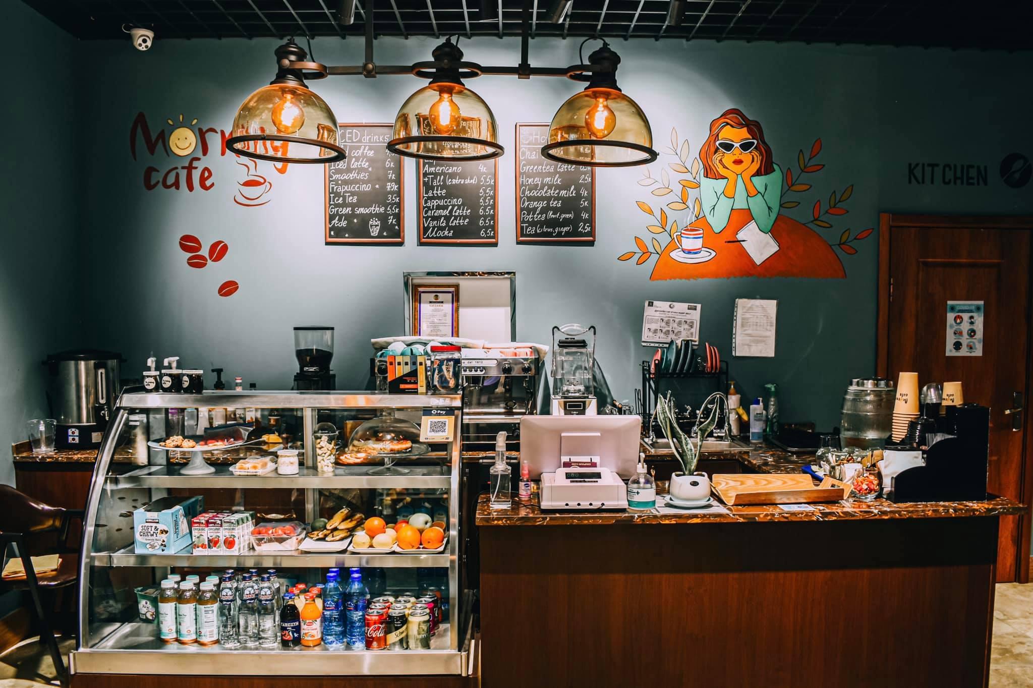Улаанбаатарт өглөөний 06:00 цагт онгойдог кофе шопууд
